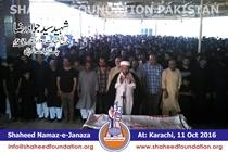 Shaheed Syed Jawad Raza Rizvi