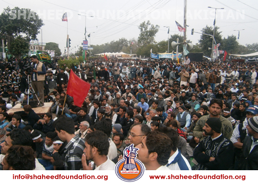 Karachi Dharna