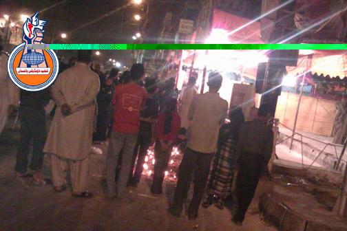 Yadgar e Shohada, visit & lit Candles