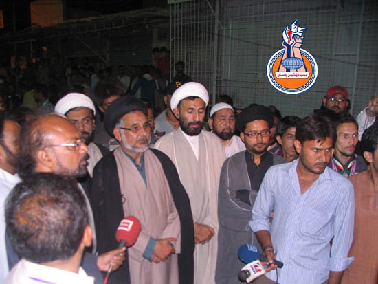 Advocate Salahuddin and Advocate Ali Raza