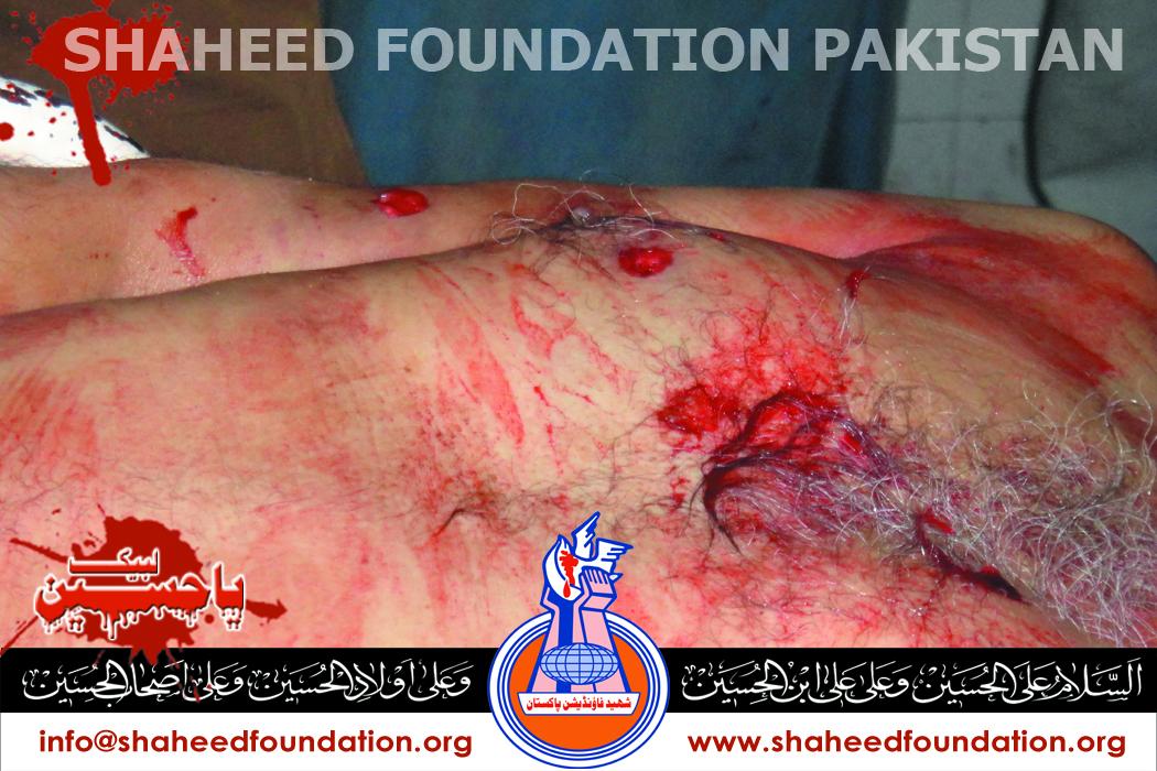 Shaheed Iqbal Mehmood