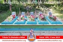 Tribute to Shohada on Eid-ul-Fitr (1440 H)