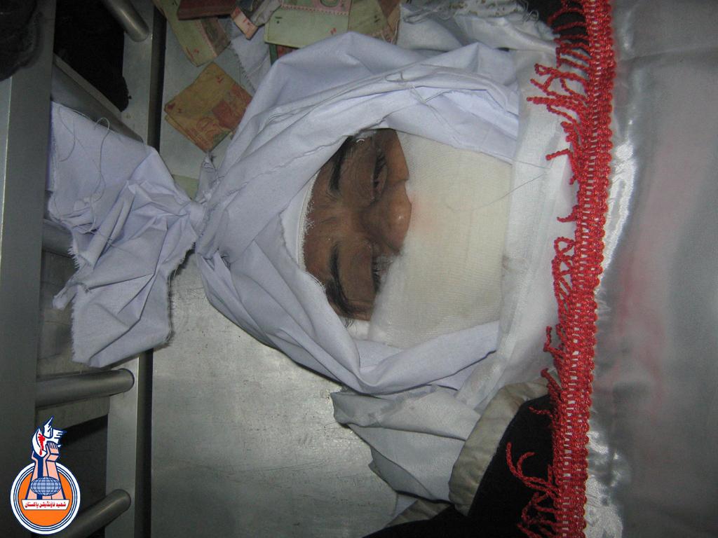 Shaheed Azhar Raza Zaidi