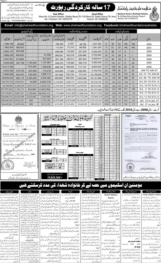 News Paper 21 Ramzan Page 3