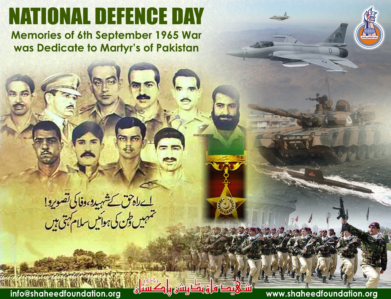 Pakistan National Defence Day