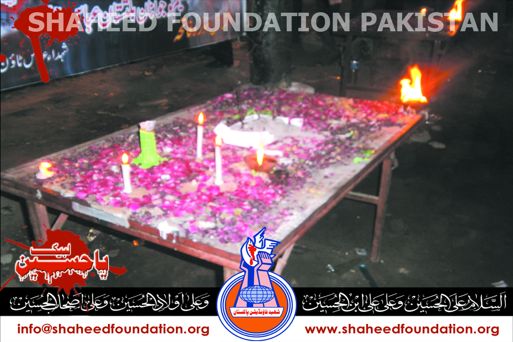 SFP Picture Exhibition and Candle Light Vigil