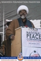 National Peace Convention Speaker