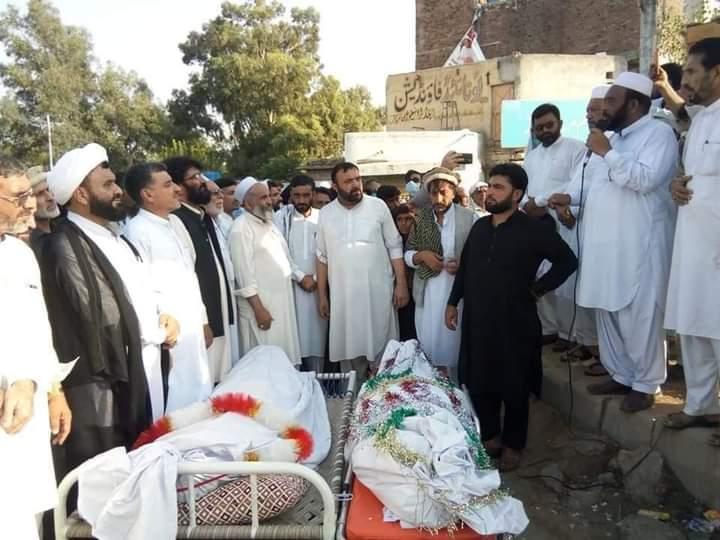 Kohat Firing 2 Shaheed